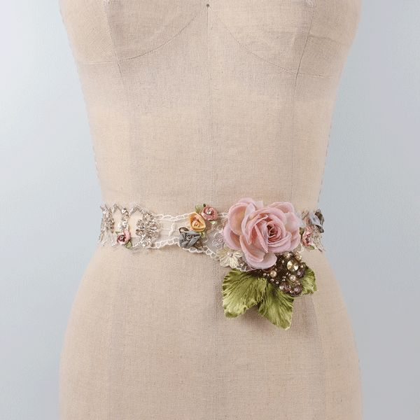 1000 Images About Bridal Belts Sashes On Pinterest