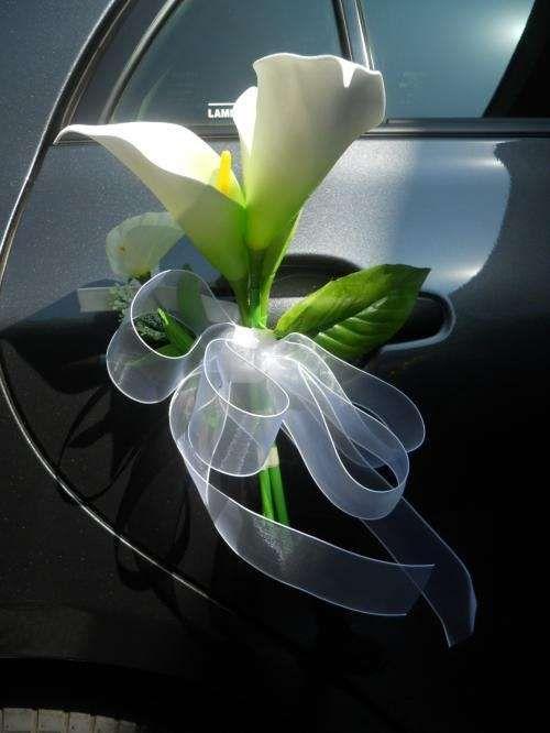 Resultado de imagen para autos decorados para boda