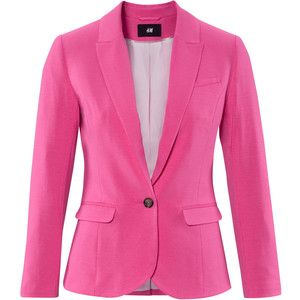 h&m pink jacket - Google Search