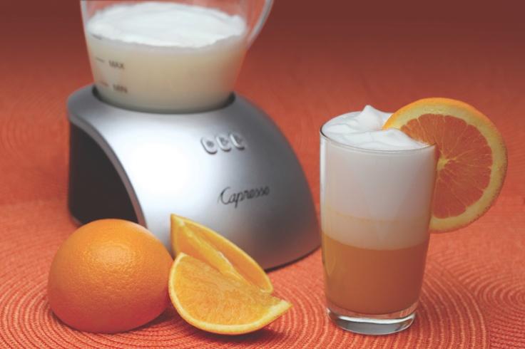 Orange Crème Latte