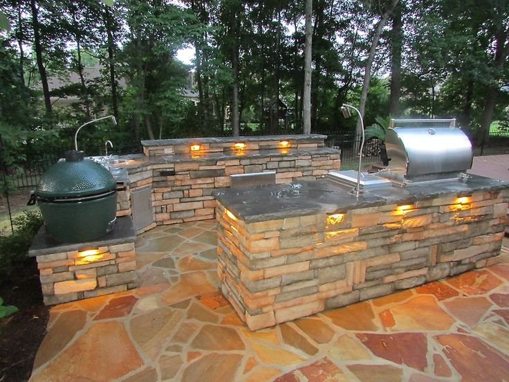 289 Best Images About Outdoor Kitchen On Pinterest