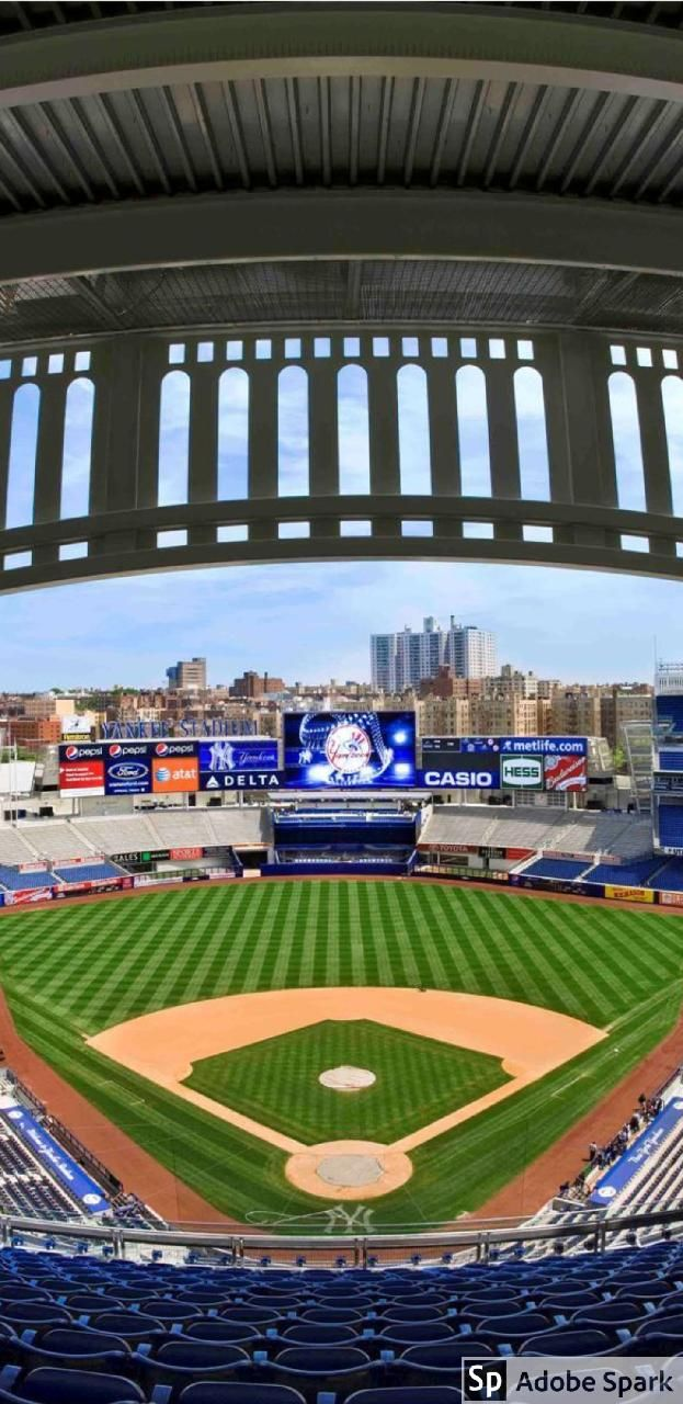 Download Yankee Stadium Wallpaper By Blackout860 50 Free On Zedge Now Browse Millions Of Popular Base Stadium Wallpaper Baseball Wallpaper Yankee Stadium