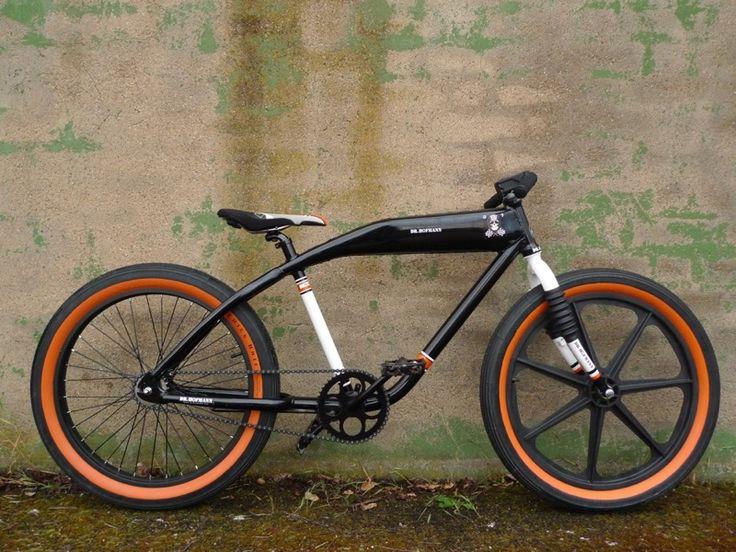 Felt cruiser bike