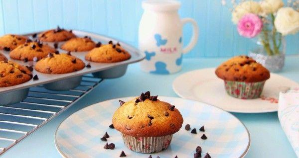 Kahveli Çikolatalı Kapkek Tarifi | Mutfakta Yemek Tarifleri