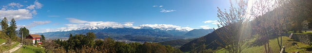 Panorama Grenoble - Nokia Lumia 920 + Nokia panorama