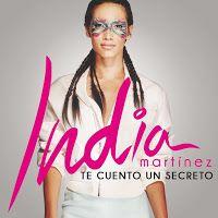 """RADIO   CORAZÓN  MUSICAL  TV: INDIA MARTÍNEZ LANZA  """"AGUASANTA"""", TERCER SINGLE D..."""