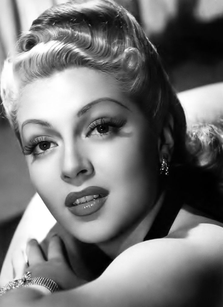 Lana Turner ~ what a classic beauty ~ old hollywood glam