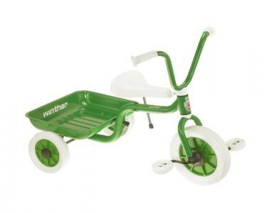 Trehjulet Winther cykel i grøn - 519 kr.
