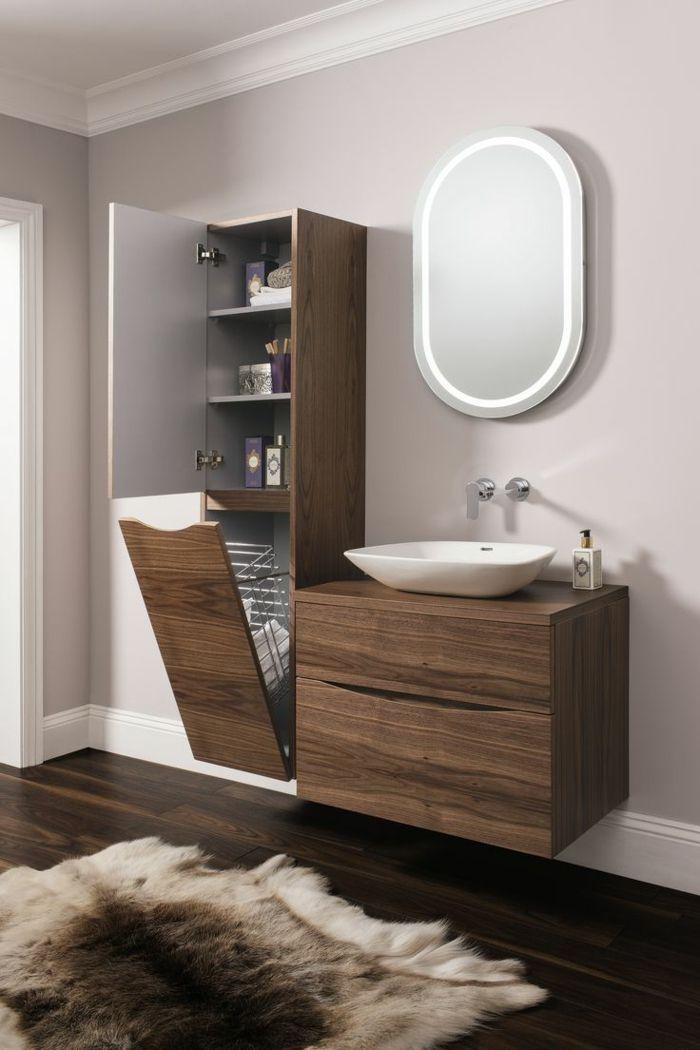 1001 + Ideas de muebles de baño modernos espectaculares ...