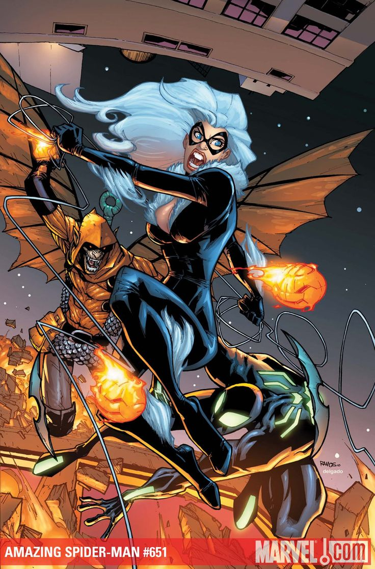 Amazing Spider-Man & Black Cat | Comics And Drawings ... Spiderman And Blackcat