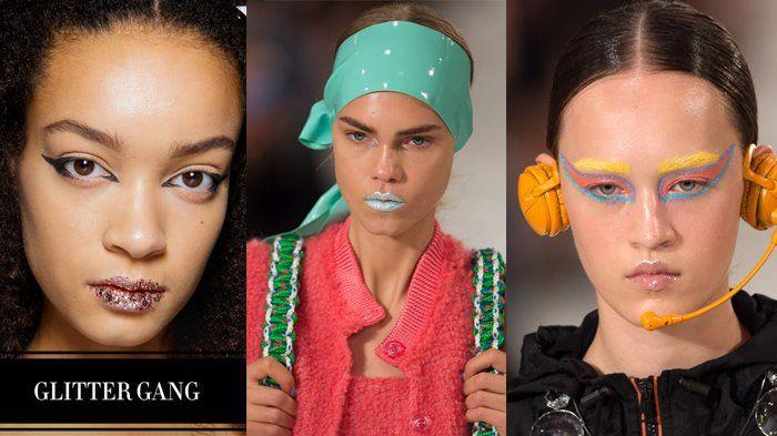 Best Makeup Trends 2017 - Inilah 5 Inspirasi Polesan Wajah yang Bakal Nambah Cantik Luar Biasa!