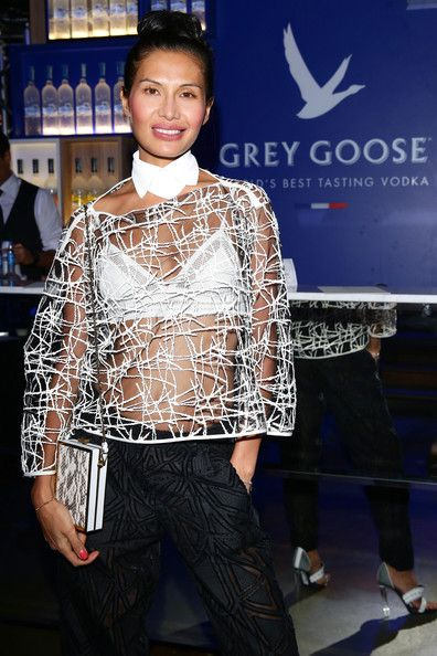 Goga Ashkenazi Photos: Guests at the Grey Goose Le Loft L'Officiel Party