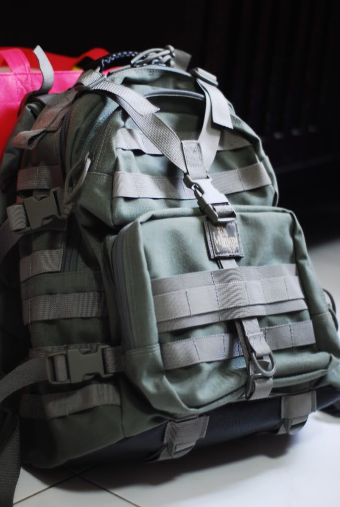 Military backpack Looks like Joel's backpack in The Last of Us ...