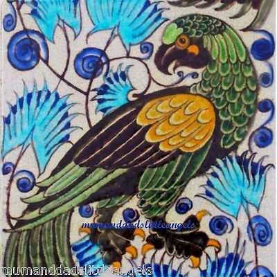 1000 images about tiles on pinterest for Azulejos william de morgan