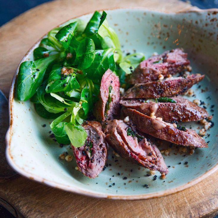 Veal roulade #meat #meatbybeat #meatrestaurant #steakhouse #steaks #azerbaijan #baku #restaurants #food #cuisine #beef #veal #roulade