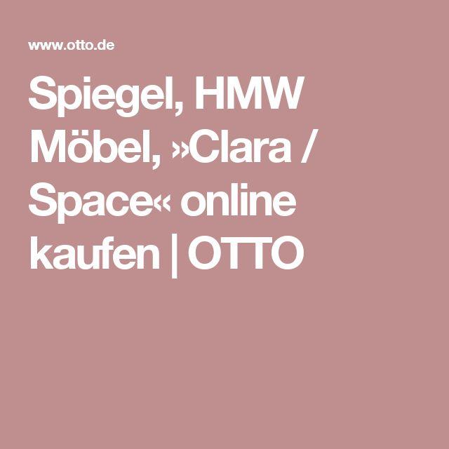 Spiegel, HMW Möbel, »Clara / Space« online kaufen   OTTO