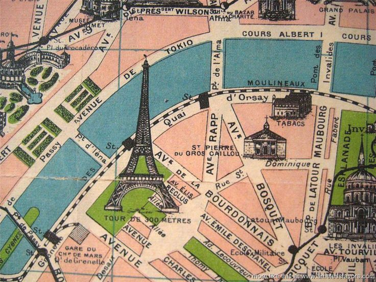 227 Best Cartography Images On Pinterest Books To Read Deko And: Vintage Paris Map Poster At Infoasik.co