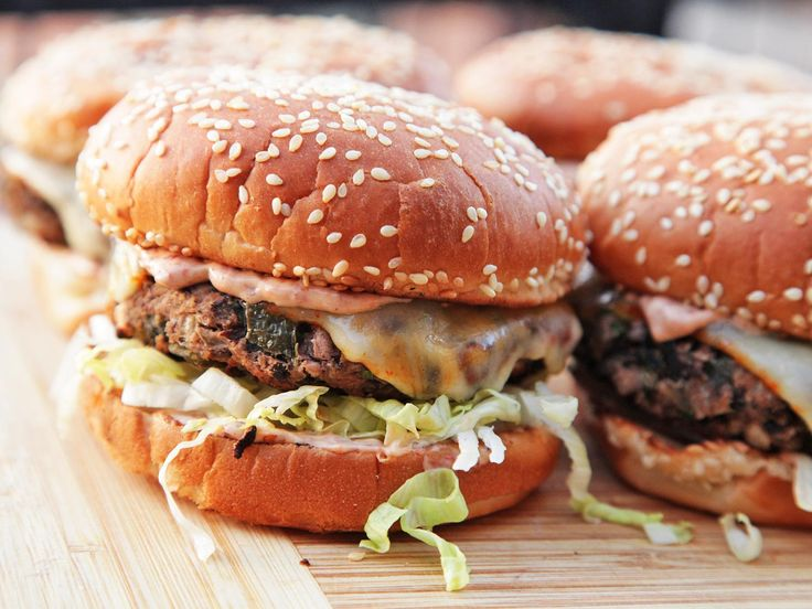 Vegans and vegetarians often get the short end of the stick when it comes to backyard grilling season. Sure, there are a couple of decent frozen veggie burger brands, but let's face it: Frozen pre-packaged food is never going to be as good as fresh, homemade food made with quality ingredients. Here are two recipes for burger patties that aren't just my favorite vegetarian and vegan burgers, they're two of my favorite recipes, period.