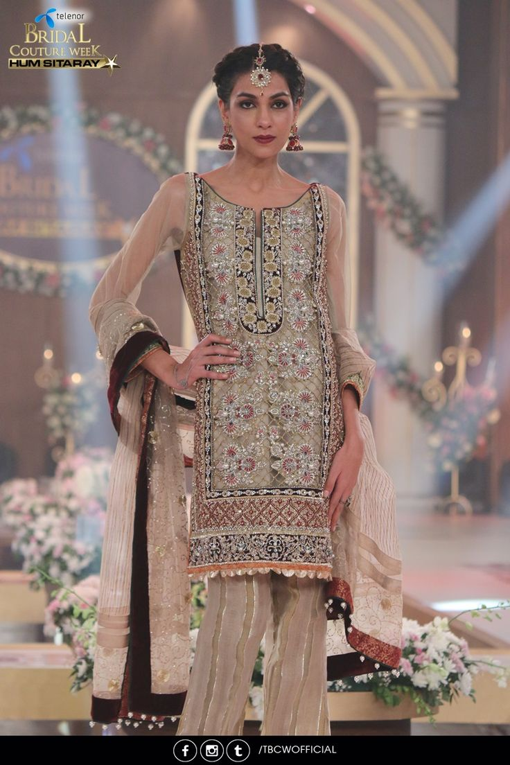 Bareeze live dresses gallery bareeze fashion brand photos designs - Asifa Nabeel Lhr 2015 Bridal Couture Week Bcw2016