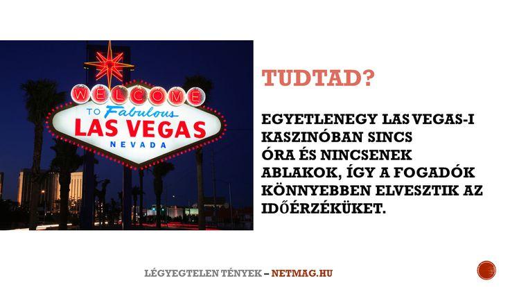 Las Vegas #tények #érdekes