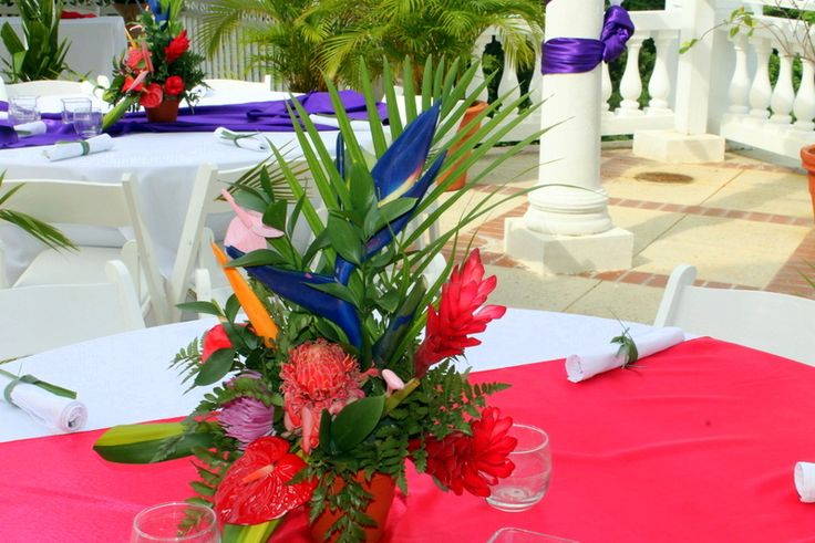 38 Best Jamaican Themed Party Images On Pinterest: 17 Best Images About Wedding Centerpieces On Pinterest