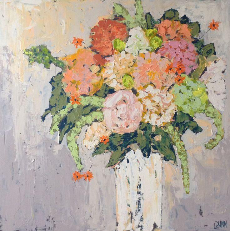 """Lauren Dunn """"Color"""" 36x36"""