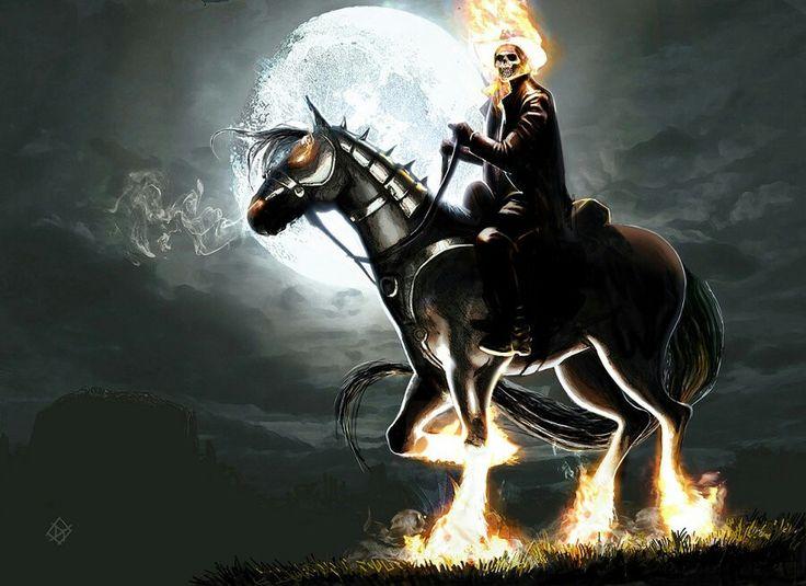 Ghost rider (Carter slade)