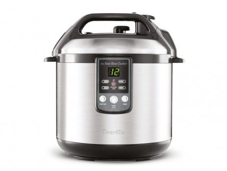 the Fast Slow Cooker | Breville  This product is the life saver for those with no time to cook.