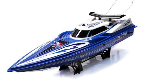 1:16 Scale Dolphin RC Boat with Water Cooled Motor