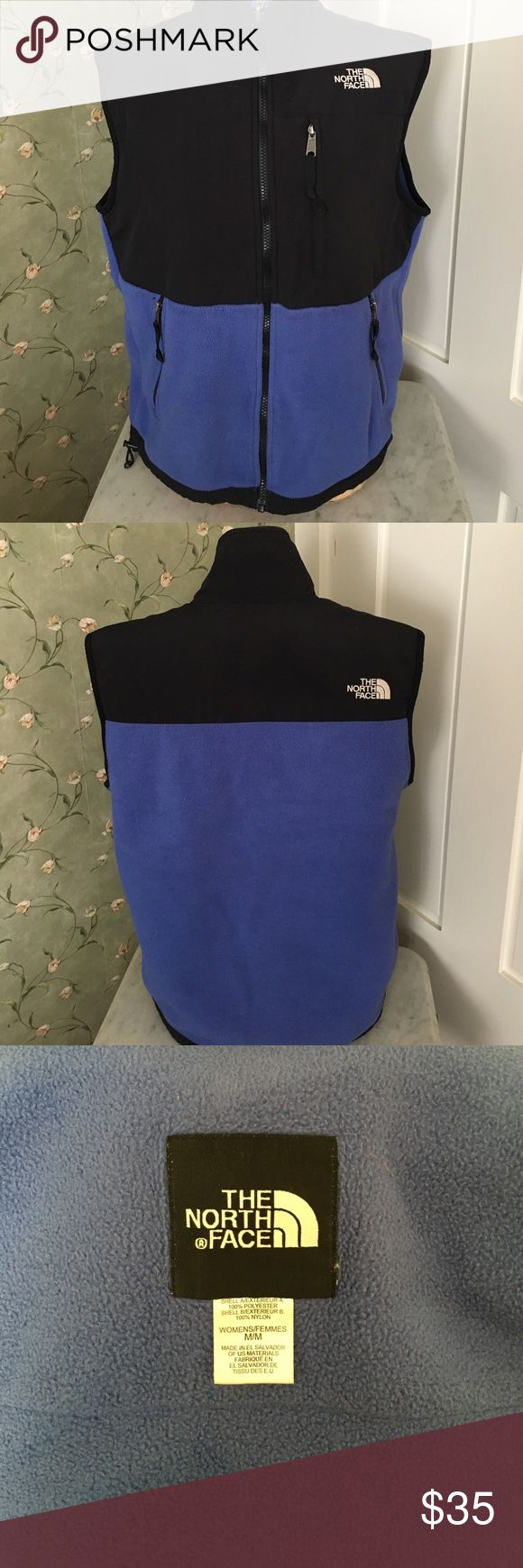 North Face Denali Vest North Face Denali Vest North Face Jackets & Coats Vests