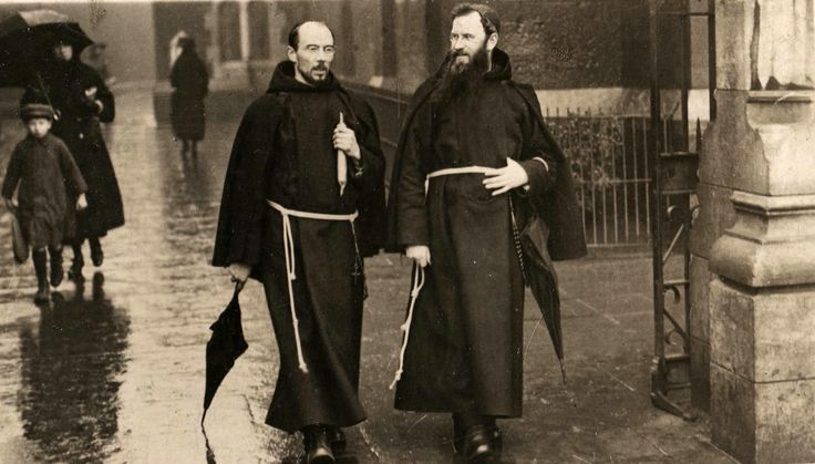 The Link Between the Capuchin Friars and the Leaders of the 1916 Easter Rising - The Wild Geese
