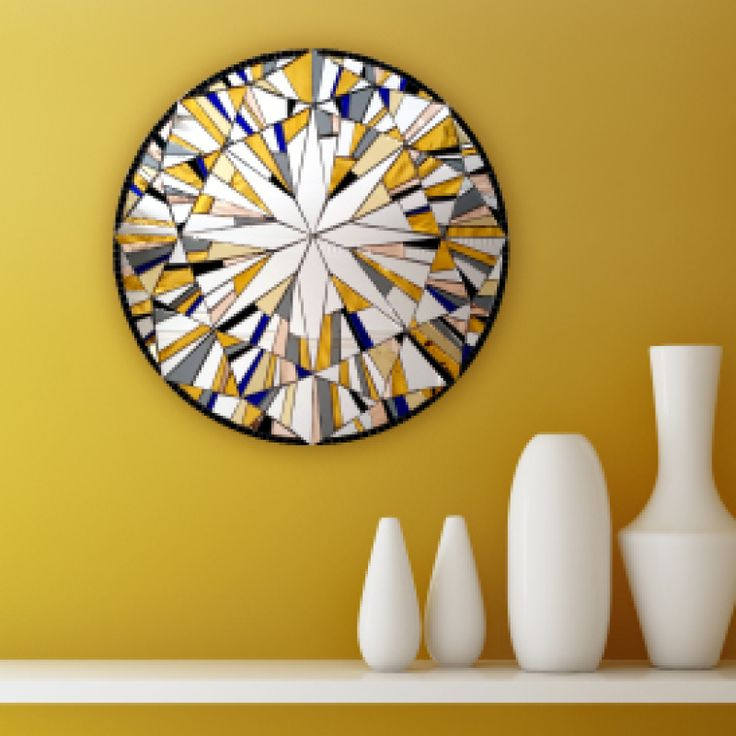 16 best Mirrors/Small Mirrow Art images on Pinterest | Mirror tiles ...