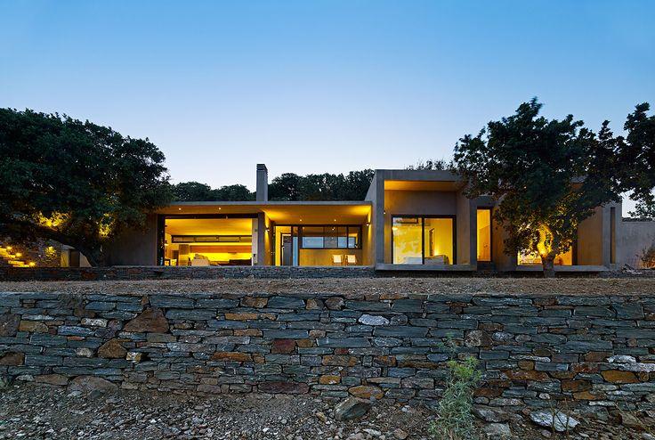 Galería - Casa en Kea / Marina Stassinopoulos   Konstantios Daskalakis - 41