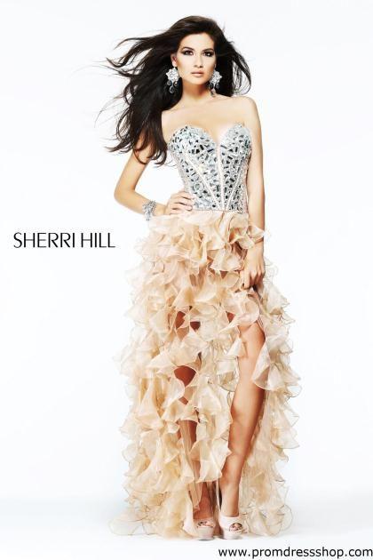 Sherri Hill 1586 at Prom Dress Shop