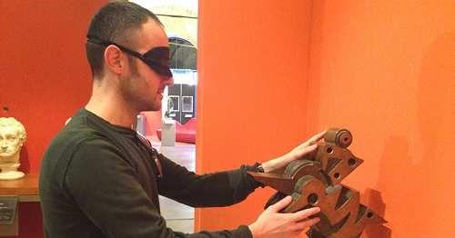 Puglia: Il #rosone di #Santa Croce diventa accessibile: creato un prototipo per non vedenti (link: http://ift.tt/2pfwDOQ )
