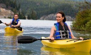 Groupon - Descente de la Lesse pour 2 personnes en kayak biplace confort à 25,99 € avec Les Kayaks Libert à Anseremme. Prix Groupon : 25,99€
