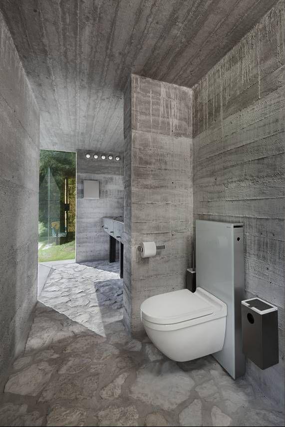 20 besten Geberit Monolith Bilder auf Pinterest Badezimmer, Gast - luxus badezimmer einrichtung