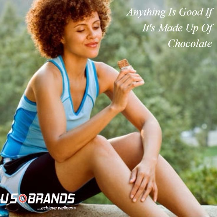 yummmm....!  chocolate protein bar
