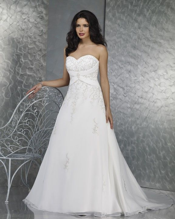 Forever Yours #48209 Wedding Dress