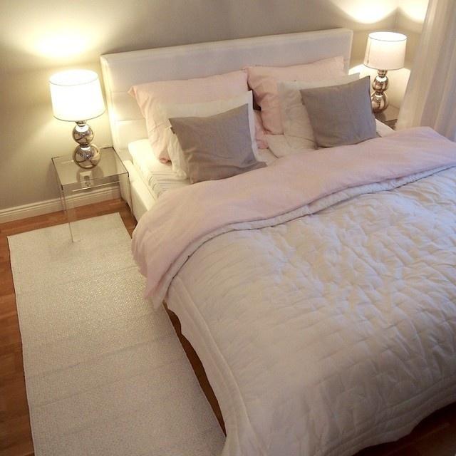 Pappelina Svea metallic white carpet  CASA Blogit - Oma Koti Valkoinen