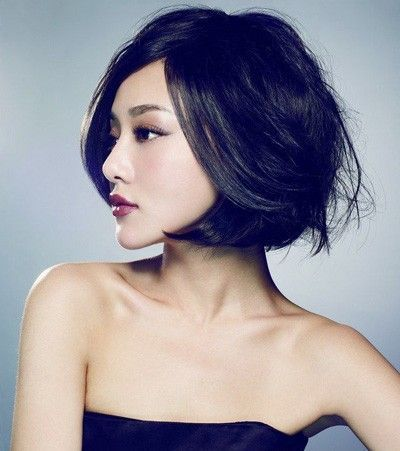 12 Charming Short Asian Hairstyles for 2015