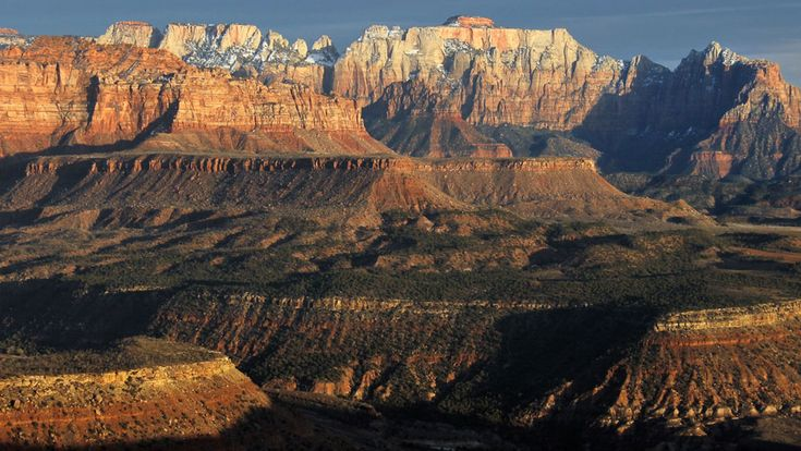 Zion National Park and Zion Ponderosa Ranch Resort Information