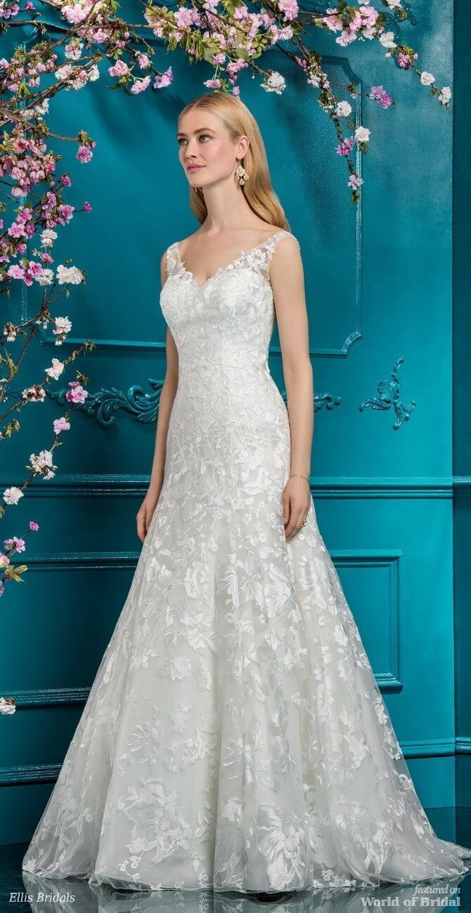 1180 best Wedding Dresses images on Pinterest | Homecoming dresses ...