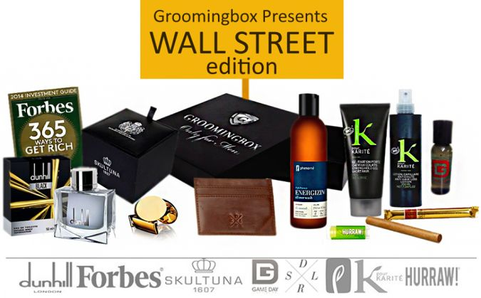 Wall Street Groomingbox #mensworld #fashion #lifestyle #formen #subscription #gentleman #stockholm #sweden #wallStreet #groomingbox #thewolfofwallstreet #subscription #box #subscriptionbox #mensstyle #mensfashion #style
