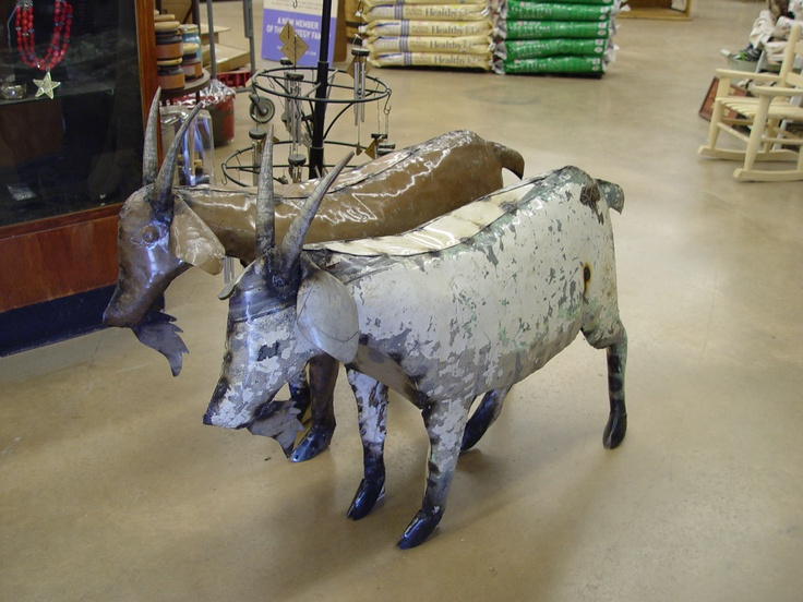 Western Theme Outdoor Home Decor At Ark Country Store In Waxahachie Tx For The Home