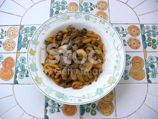 peperoni capperi e parmigiano