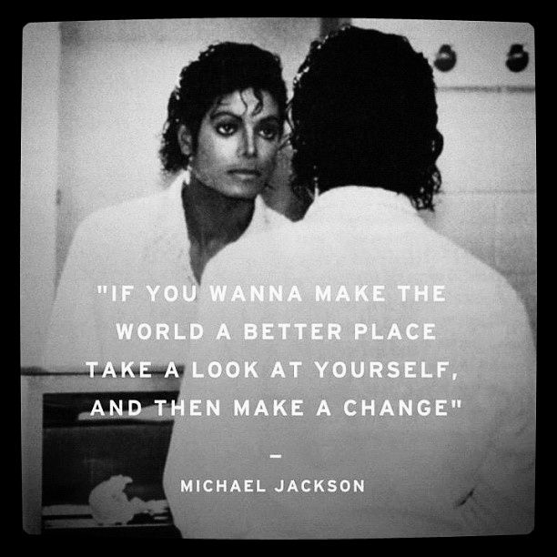 What was the name of the kid that MJ wrote the song...?