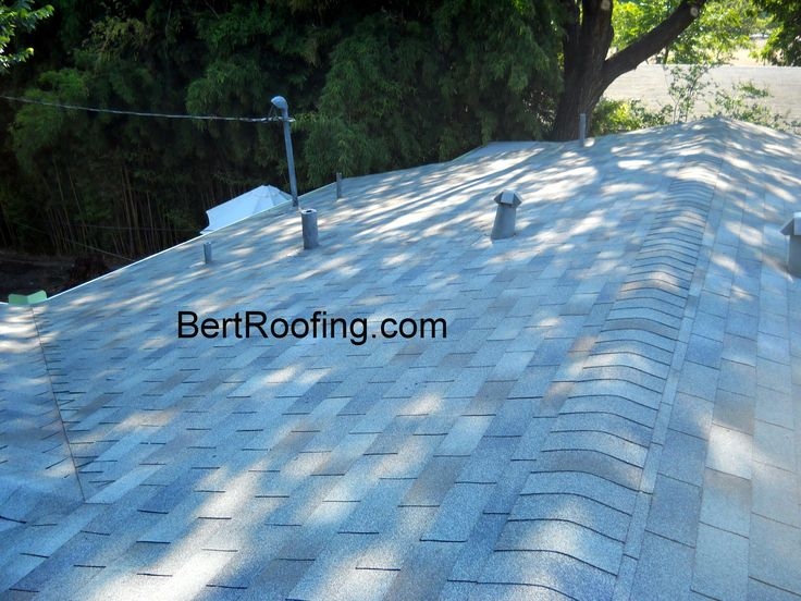 Installed By Bert Roofing Inc Of Dallas In Dallas On August 2013. | GAF  Roofing: Royal Sovereign Composition Shingle | GAF Building Products ...