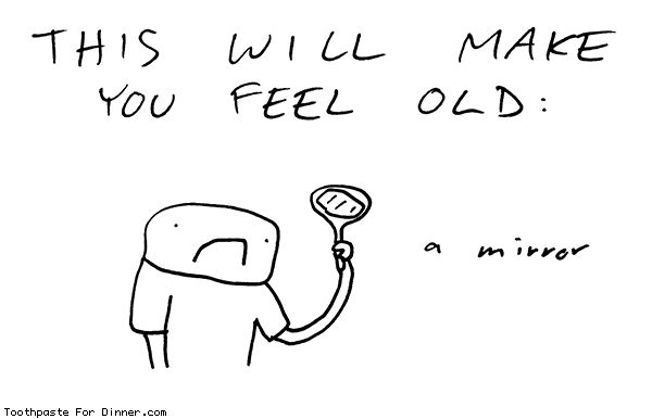 Comic by Toothpaste For Dinner: this will make you feel old