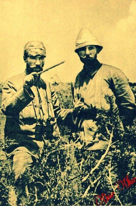 · Ordular, ilk hedefiniz Akdenizdir. İleri !
